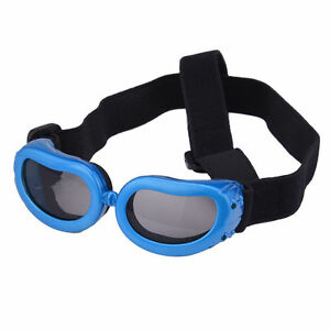 Small Dog Goggles Sunglasses UV Eyewear Eyeglass for shitzu chihuahua Poodle Dog