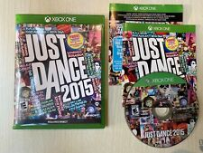 Just Dance 2015 (Xbox One) Tested, Complete, SAME DAY SHIPPING!