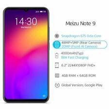 Global Version Meizu Note 9 4GB 64GB Smartphone Snapdragon 675 Octa Core Note9