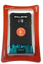 UR1498-A91C  BALLISTIC Samsung Galaxy Note 4 Urbanite Case (Black)