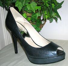new Michael Kors York Platform Pumps/Peep Toe Heel Shoes Women(womens)Shoes 8.5