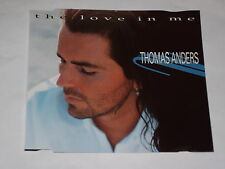 THOMAS ANDERS  CD-MAXI (c) 1993 THE LOVE IN ME