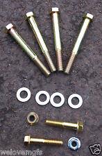 NUOVO MGF / MGTF / MG TF Coppia di Anteriore ABBASSARE Forcella Braccio Di Collegamento Kit di montaggio