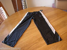 NEW Boy's Youth Nike active pants black silver grey 866478-023 4 $32  NWT kids
