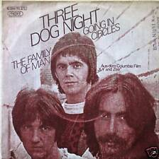 "7"" 1971! three Dog Night: the Family of Man // vg +? \ \"