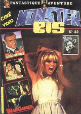 RAY HARRYHAUSEN VICTOR MATURE French Fanzine Monster Bis BARBARA CARRERA rare