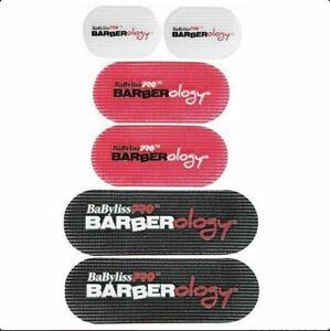 BaByliss Pro BARBERology Hair Grippers - 6 Grips #BBCKT5