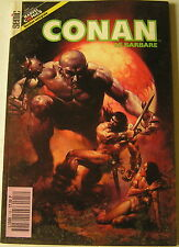 Conan le Barbare  n° 18  Edition Semic France