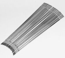 Sapim CX-RAY Straight Pull Bladed Spokes: 236mm Length (0.9x2.2), Silver (each)