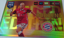 PANINI ADRENALYN XL FIFA 365 2017 Limited Edition ROBBEN