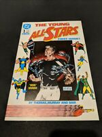 The Young All-Stars Issue #1 (June 1987, DC Comics) First Printing