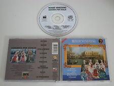 RONDO' VENEZIANO/CONCERTO PAR VIVALDI(BMG 262 489) CD ALBUM