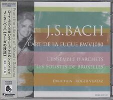 LOLA BOBESCO Bach Art of Fugue BWV 1080 2CD JAPAN NEW