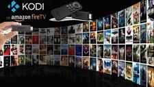 Kodi Fire Stick - VOICE REMOTE Krypton 17.6 ✔Sports✔Movies✔TV✔Kids✔ plus more