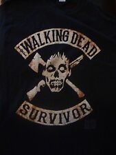 Awesome Official Walking Dead Survivor T-Shirt, Size Medium, Great Condition!