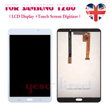 For Samsung Galaxy Tab A 7.0 T280 SM-T280 WiFi Screen LCD Touch Digitizer white