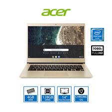 """Acer Chromebook CB514 14"""" computadora portátil táctil Intel Pentium N4200, 4GB 128GB eMMC"""