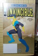 Image Comics  Invincible #1 🔥 Amazon Prime Video FCBD 2020 comic