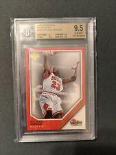 2006 Upper Deck Sportsfest #NBA1 Michael Jordan BGS 9.5