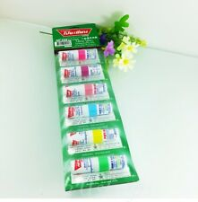 6 pcs POY-SIAN MARK II Thai Herbal Smell Oil Inhaler Relieve Nasal Congestion