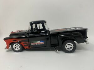 SpecCast 1957 Chevy Stepside PU Limited Edition Die Cast Metal Collector Bank