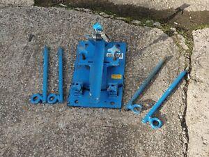 Grundomat 45p Mole Launch Pad Cradle Starter Moling borer with pins TT