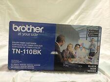 New Genuine Brother HL4040CN HL-4070 DCP-9045 MFC 9440 Black Toner TN-110BK