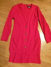Ladies Red Dress Size Small