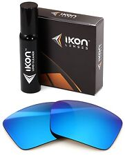 Polarized IKON Replacement Lenses For Dragon The Jam Sunglasses Ice Blue Mirror