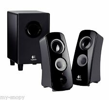 Logitech Z-323 Z323 2.1 Lautprecher 30Watt 2.1 Speaker System / ** defekt **