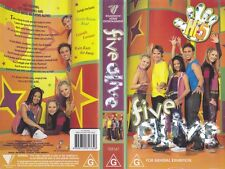 HI 5 FIVE ALIVE  VHS VIDEO PAL~ A RARE FIND IN EXCELLENT CONDITION