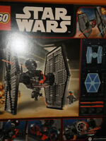 LEGO TIE FIGHTER STAR WARS