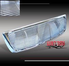 2002-2005 DODGE RAM CREW CAB PICKUP UPPER CHROME GRILLE