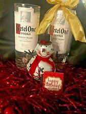 Ketel One Vodka LIQUOR BOTTLE Glowing GEL WAX CANDLE Fun Home Bar/Patio/Gift!