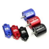 For Suzuki GSXR 600/750 GSX-R 1000 Bar End Cap/Brake Master Cylinder Clamp Cover