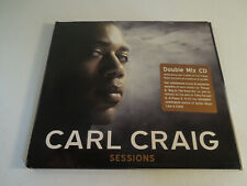 Carl Craig: Sessions Double Mix CD Released 2008 Germany Techno Deep House