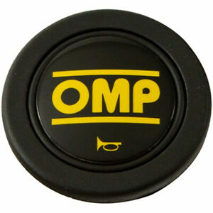 OMP Steering Wheel Centre Horn Push Button Race / Rally