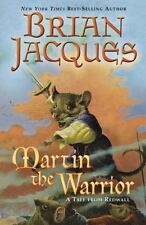 Redwall: Martin the Warrior by Brian Jacques (2004, Paperback)