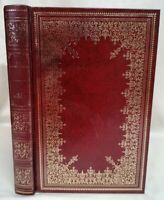 BOOK - The Go-Between By L.P. Hartley Guild Pub 1978 Hardback Red Faux Leather