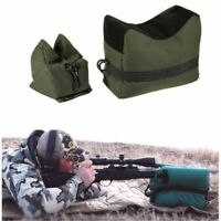 Target Hunting Shooting Range Sand Bag Set Gun Rest Stand Pack Tactical