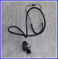 Vintage Stethoscope Old Medical Device Doctor~metal,Tubes,bakelite #4320