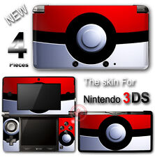 Pokemon Pokeball Amazing X and Y SKIN DECAL STICKER COVER #1 for Nintendo 3DS