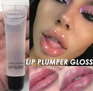 Liquid Clear Absolute Lip Gel Moisturizing Lip Gloss Makeup UK