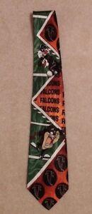 Men's Warner Bros NFL Atlanta Falcons Surrey Necktie, Multi-Color