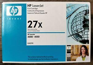 HP 27X Tonerkassette - Schwarz (C4127X)