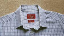 RM WILLIAMS LONGHORN regular FIT SHORT sleeve shirt size M AS NEW
