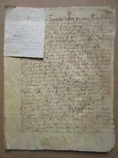 DOC MS 1611 : Vente pré AVESSAC (Loire-Atlantique)