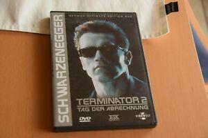 Terminator 2 Tag der Abrechnung German Ultimate Edition 2 DVD THX Top