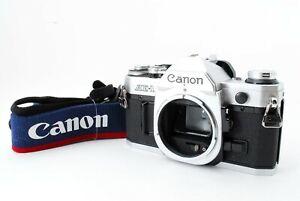 Canon AE-1 35mm SLR Film Camera Body and Strap A5551