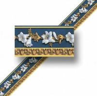 1/12th scale miniature dollhouse World&Miniatures wallpaper trim 34572